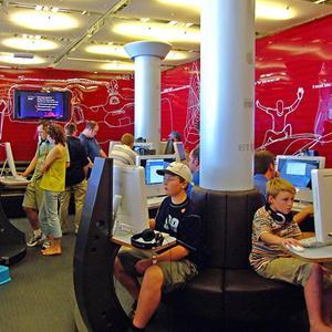 Интернет-кафе Хотынца
