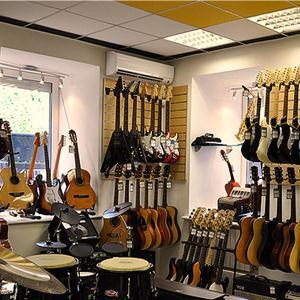 Музыкальные магазины Хотынца
