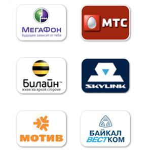 Операторы сотовой связи Хотынца