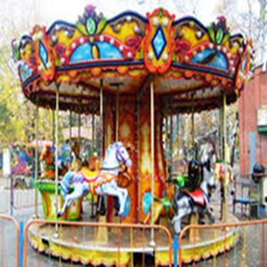 Парки культуры и отдыха Хотынца