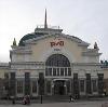 Железнодорожные вокзалы в Хотынце