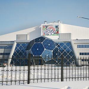 Спортивные комплексы Хотынца